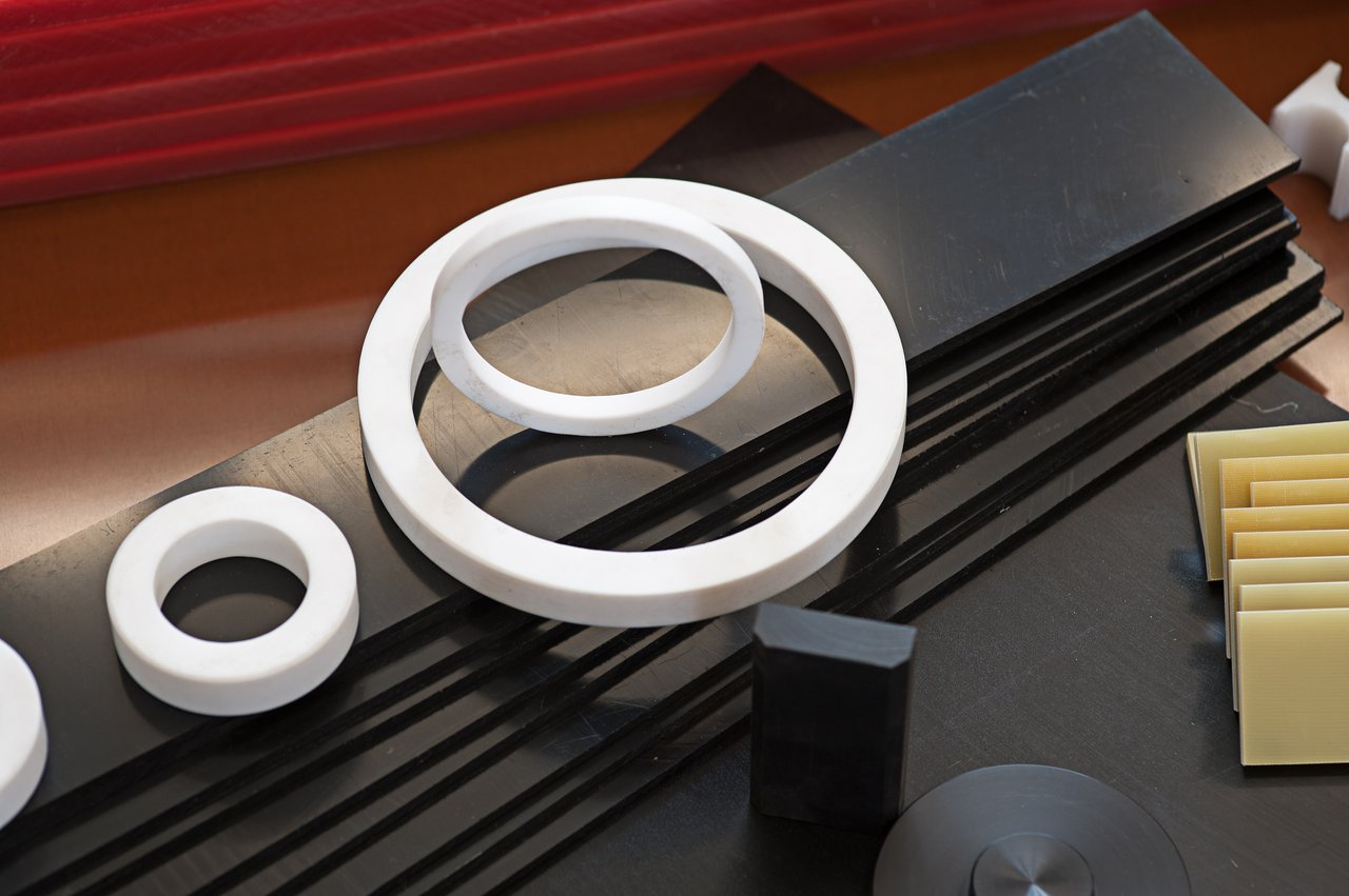 PTFE mechanical parts